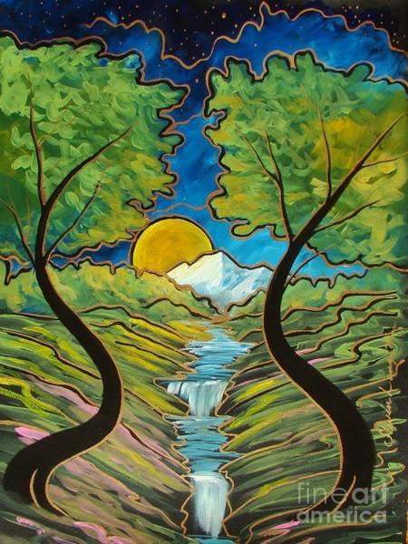 Good Morning Earth Art Print