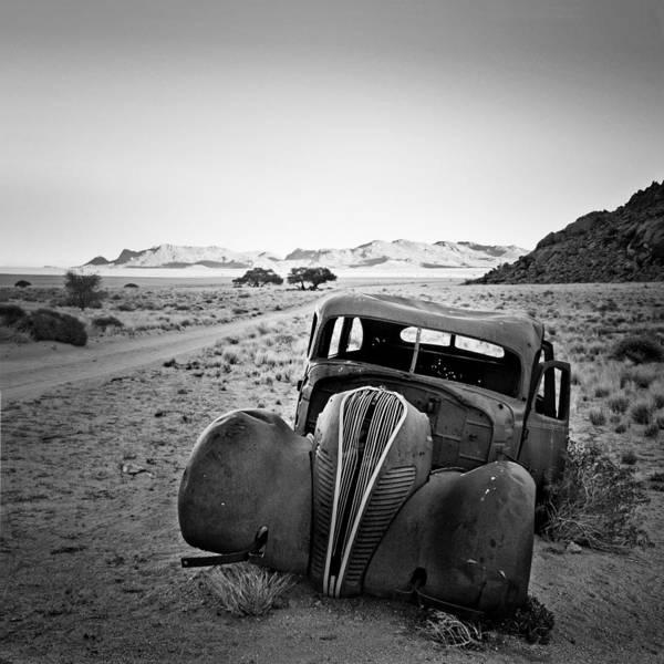 Sossusvlei Photograph - Good Old Times by Nina Papiorek