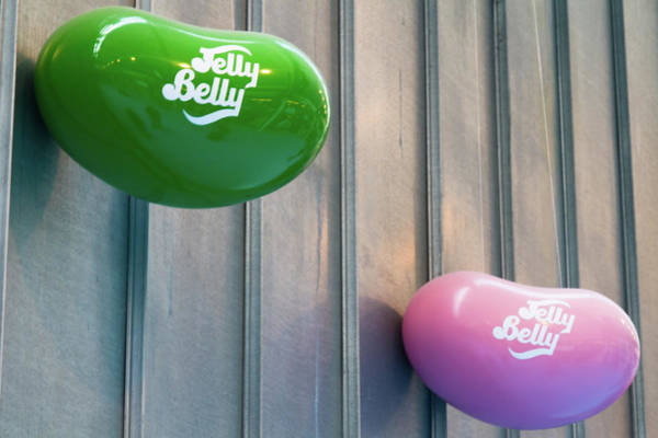 Jelly Belly Photograph - Good Stuff by Roger Mullenhour