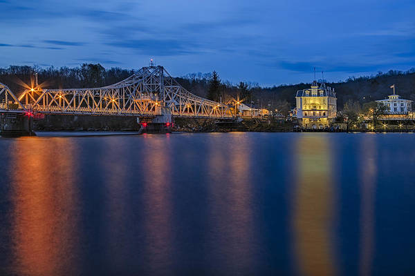 Photograph - Goodspeed Opera House by Susan Candelario