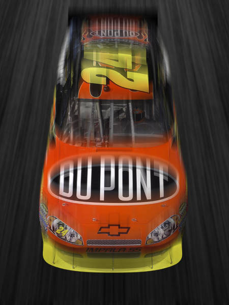 Dupont Wall Art - Photograph - Gordon On The Move by Mike McGlothlen