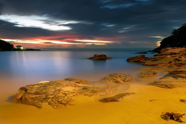 Photograph - Gordon's Bay by Mark Lucey