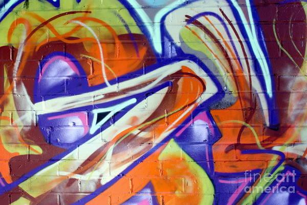 Wall Art - Photograph - Graffiti 1 by Sophie Vigneault