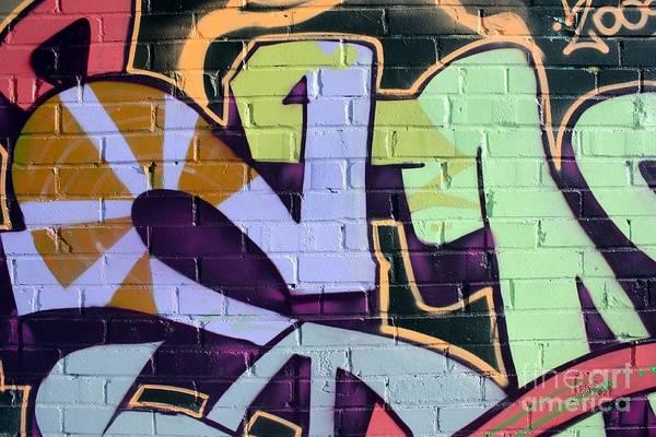 Wall Art - Photograph - Graffiti 2 by Sophie Vigneault