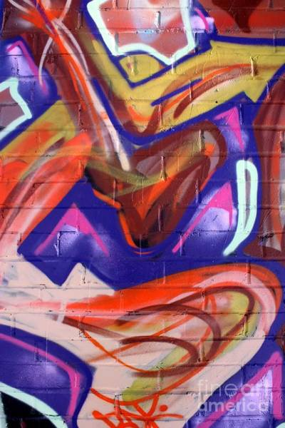 Wall Art - Photograph - Graffiti 5 by Sophie Vigneault