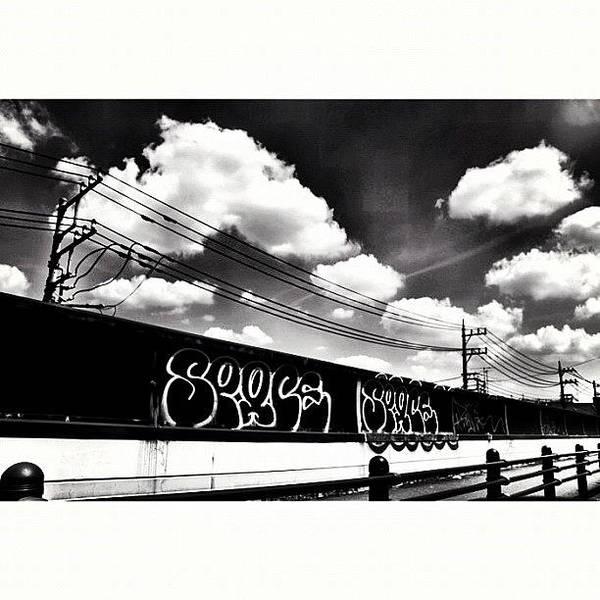 Handmade Wall Art - Photograph - Graffiti by Julianna Rivera-Perruccio