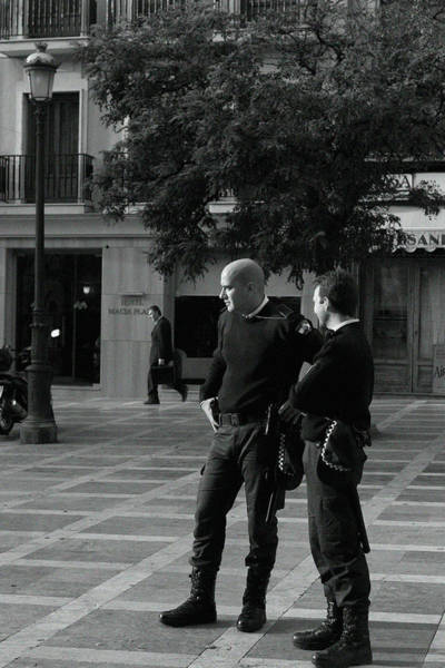 Photograph - Granada Pd by Lorraine Devon Wilke