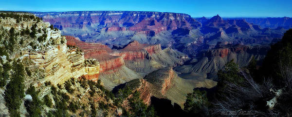 Photograph - Grand Canyon 3 by Sheila Kay McIntyre