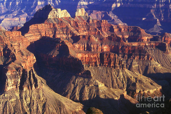 Wall Art - Photograph - Grand Canyon Sunrise - 417 by Paul W Faust -  Impressions of Light
