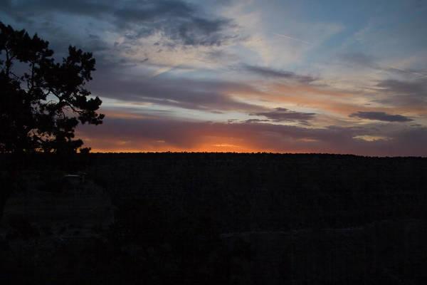 Photograph - Grand Canyon Sunset by Tom Singleton