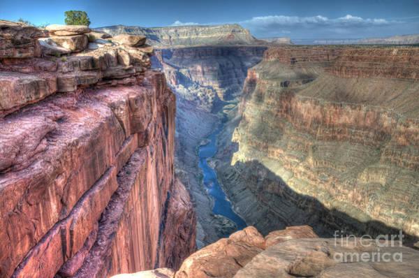 North Rim Photograph - Grand Canyon Toroweap Vista by Bob Christopher