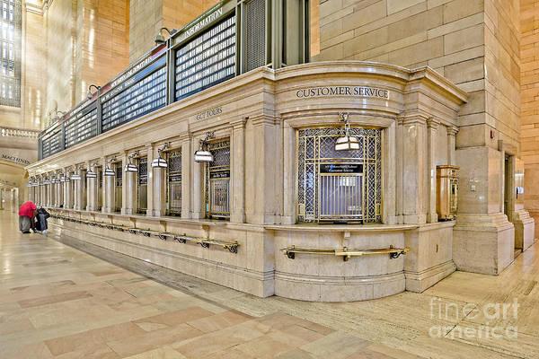 Photograph - Grand Central Terminal by Susan Candelario