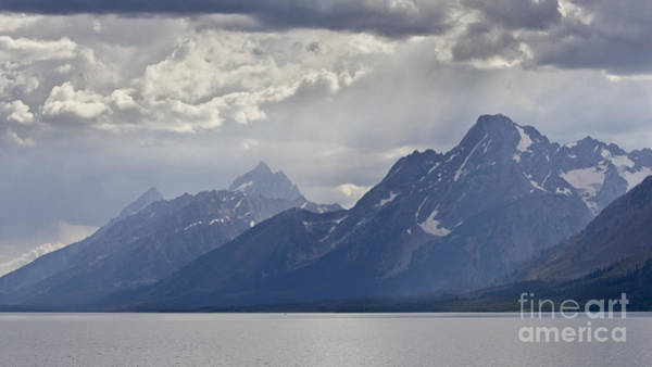 Wall Art - Photograph - Grand Teton National Park Jackson Lake by Dustin K Ryan