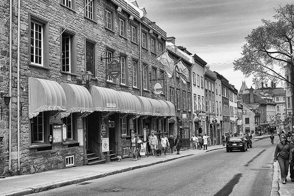 Wall Art - Photograph - Grande Allee by Eunice Gibb