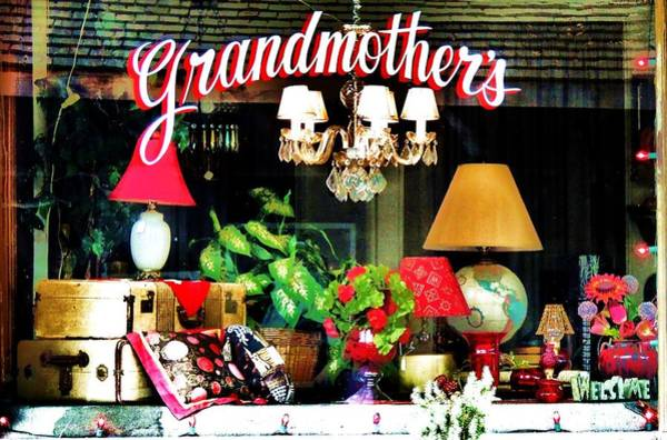 Photograph - Grandmother's by Helen Carson