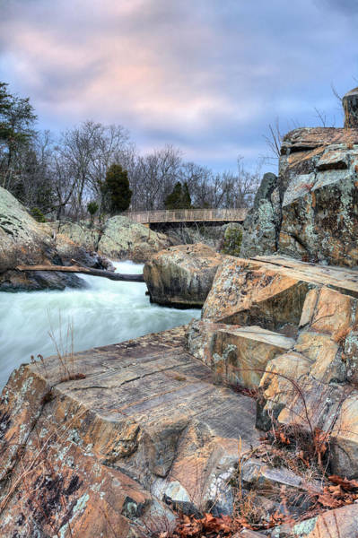 Photograph - Granite by JC Findley