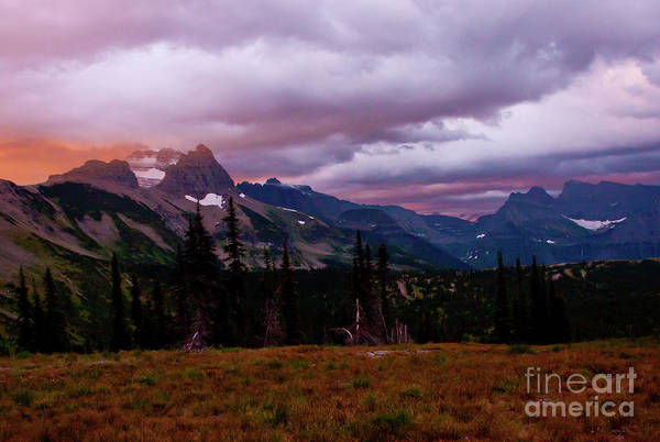 Photograph - Granite Morning Twilight 5 by Katie LaSalle-Lowery