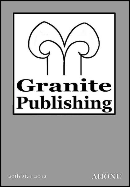 Painting - Granite Publishing by Ahonu