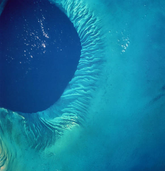 Wall Art - Photograph - Great Bahama Canyon by Nasa