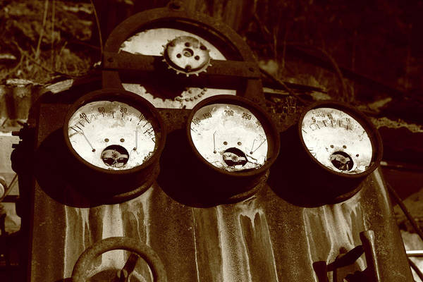 Photograph - Great Gauges by Lorraine Devon Wilke