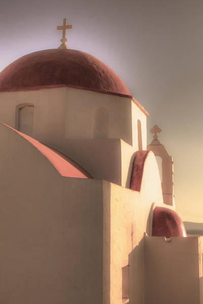 Wall Art - Photograph - Greek Church by Joana Kruse