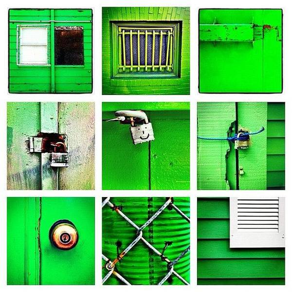 Green Photograph - Green by Julie Gebhardt