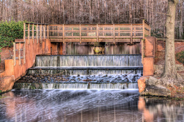 Photograph - Greenfield Lake by JC Findley