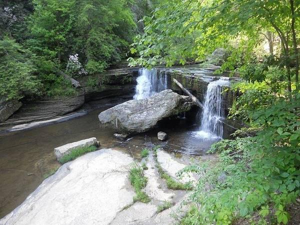 Greeters Photograph - Greeter Falls by Kimberly Hebert