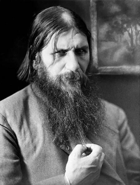 Imperial Russia Photograph - Grigori Rasputin, Russian Mystic by Ria Novosti