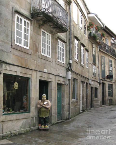 Galicia Photograph - Grumpy by Arlene Carmel