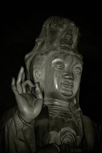 Photograph - Guan Yin Bodhisattva - Goddess Of Compassion by Christine Till