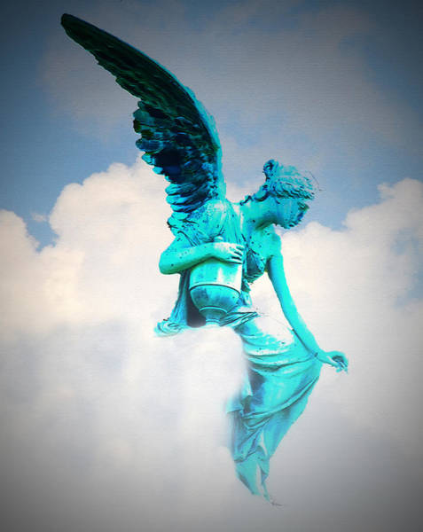 Photograph - Guardian Angel by Bill Cannon
