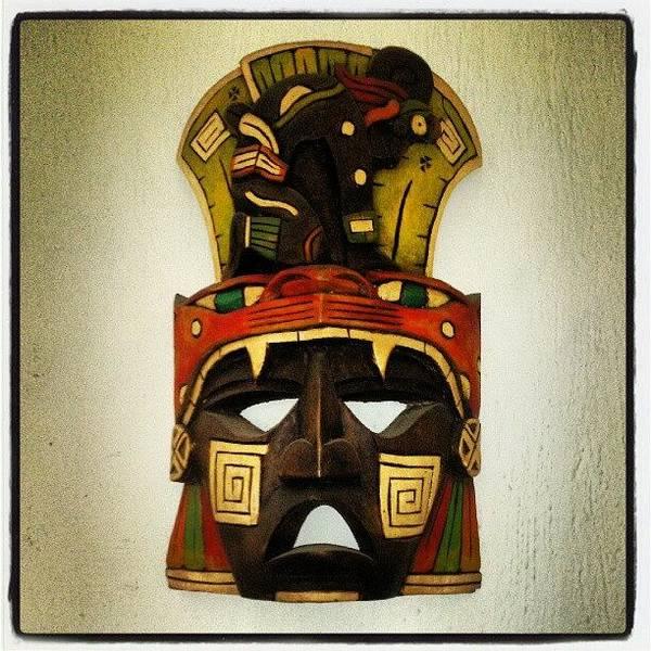 Jaguar Photograph - Guerrero Jaguar #maya #chichenitza by Kefa IBrahim