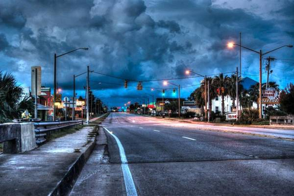 Digital Art - Gulf Shores Mainstreet by Michael Thomas