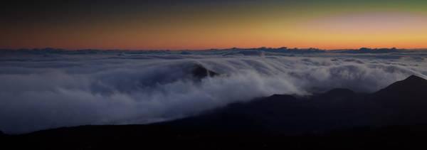 Wall Art - Photograph - Haleakala Clouds by Patrick  Flynn