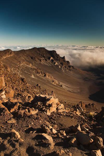 Wall Art - Photograph - Haleakala Crater by Patrick  Flynn