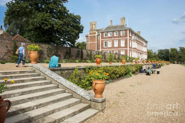 Wall Art - Photograph - Ham House - Gardens by Donald Davis