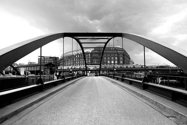 Photograph - Hamburg Hafencity by Marc Huebner