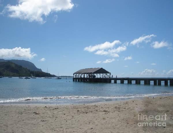Photograph - Hanalei Bay  by Jeanie Watson