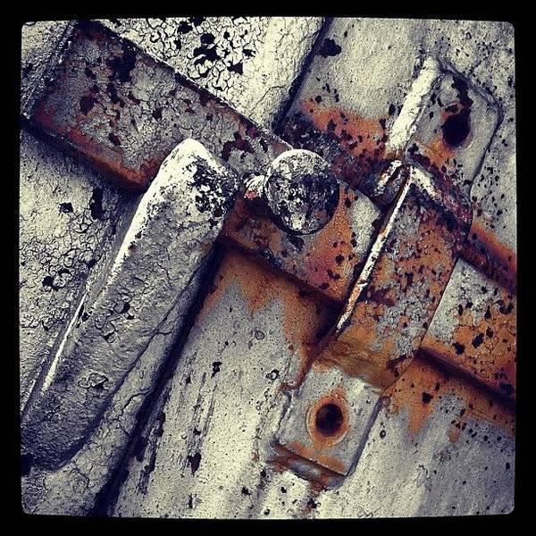 Eden Wall Art - Photograph - Handle by Dave Edens