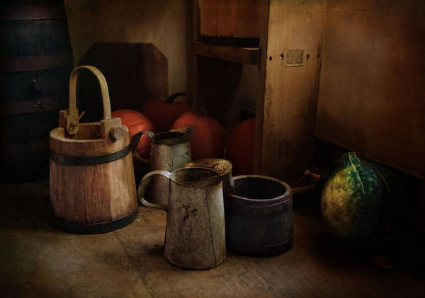 Pumkin Wall Art - Photograph - Handmade And Homegrown by Robin-Lee Vieira