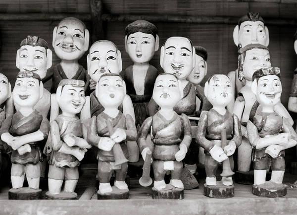 Photograph - Hanoi Water Puppets by Shaun Higson