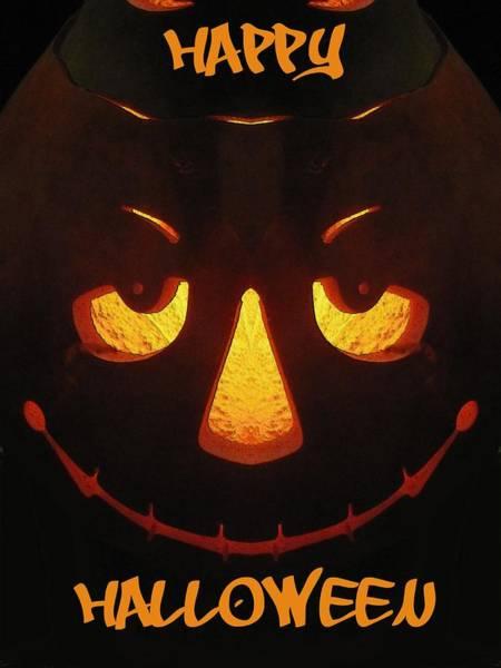 Trick Or Treat Digital Art - Happy Halloween by Tim Allen
