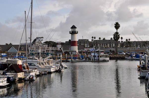 Photograph - Harbor Lighthouse by Bridgette Gomes