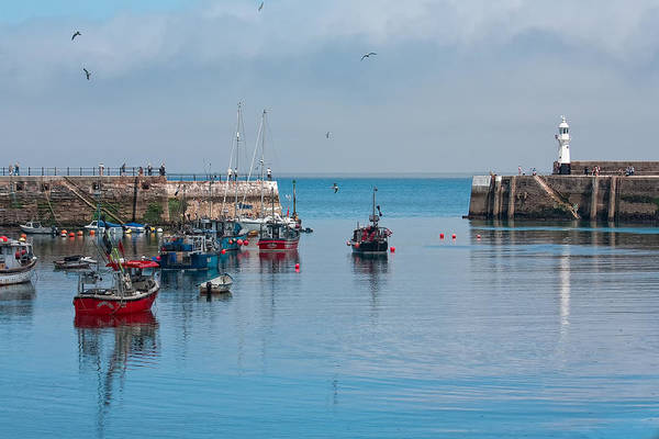 Shirleys Bay Photograph - Harbour Entrance by Shirley Mitchell