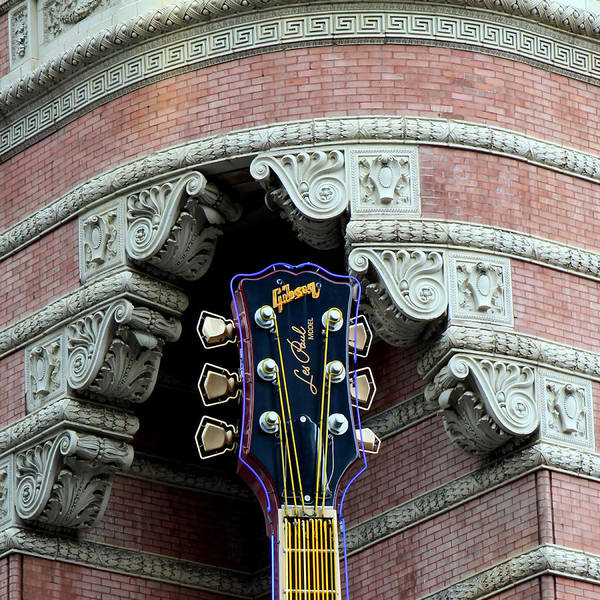 Photograph - Hard Rock Philadelphia by Andrew Fare