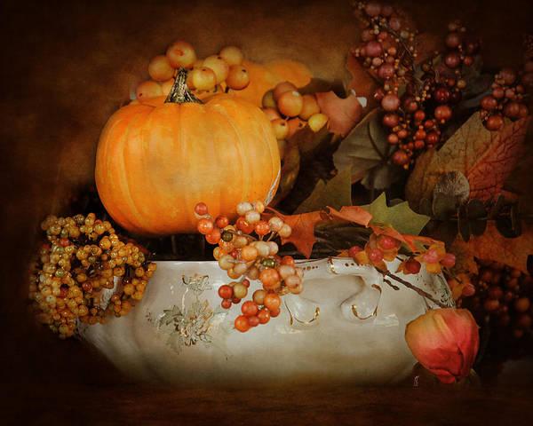 Photograph - Harvest Memories by Jai Johnson
