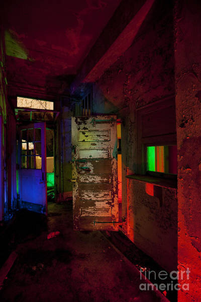 Stamford Photograph - Haunted Stamford Hotel by Keith Kapple