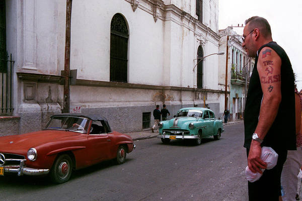 Photograph - Havana 4 by Andrew Fare