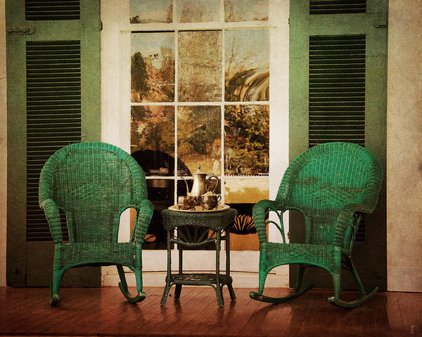 Photograph - Have Tea With Me by Jai Johnson
